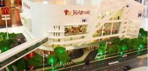 Kidzania KL Ticket